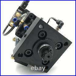 3T 4.5T 6T Air Boosting Pneumatic Pressure Cylinder Solenoid valve&Limit Switch