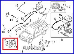 For LAND RANGE ROVER SPORT MK4 IV DISCOVERY FRONT AIR SUSPENSION LEVELLING VALVE