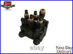 For LAND RANGE ROVER SPORT MK4 IV DISCOVERY REAR AIR SUSPENSION LEVELLING VALVE