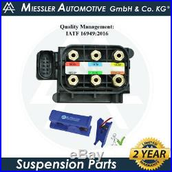 Jeep Grand Cherokee WK2 2011-2019 Air Suspension Solenoid Valve Block 68087233AA