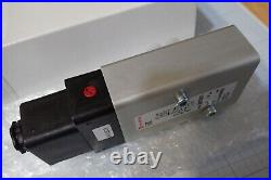 Pneumatic valve 2623077 Norgren IMI Herion b7124 2.8bar with solenoid 24V 3032