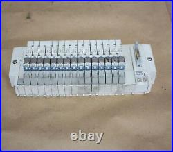 SMC Pneumatic Solenoid Valve 15 Manifold terminal SY3140-5FU 24VDC 18 AVAIL